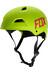 Fox Flight Hardshell Helmet Men flo yellow